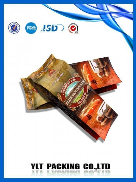 Quality Coffee foil bags customized for sale