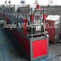 China Steel and Aluminum Water Channel Roll Forming Machine wholesale