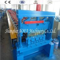 China Closed Type Floor Decking Roll Forming Machine wholesale
