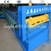 China Automatic Galvanized Floor Decking Roll Forming Machine wholesale