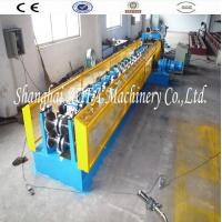China Automatic Flying Saw Cutting C Z Purlin Roll Forming Machine wholesale