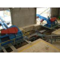 Quality Wood chipping line plant for sale