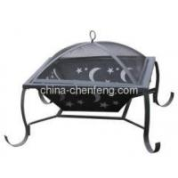Quality wood fueled outdoor fire pits for sale