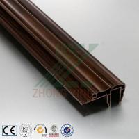 Pvc single assemble profile M40-01
