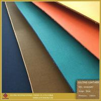 China Shoe Leather Brush-off Thick PU Leather for Shoes (S038) wholesale