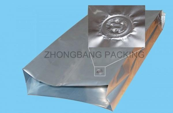 Quality Valve Aluminum Foil Bags for sale