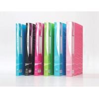 China Wave pattern clear book wholesale