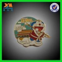 China Promotional gifts Metal enamel badge and custom made badge pin wholesale