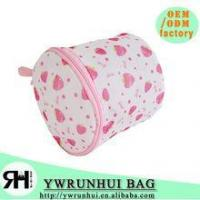 China polyester mesh fabric laundry bag hot sale bra washing bag for washing machine wholesale