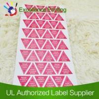 China Removable adhesive lable wholesale