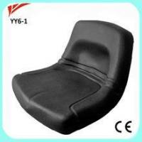 China Seat cover matting PVC material for Trotting sulky wholesale