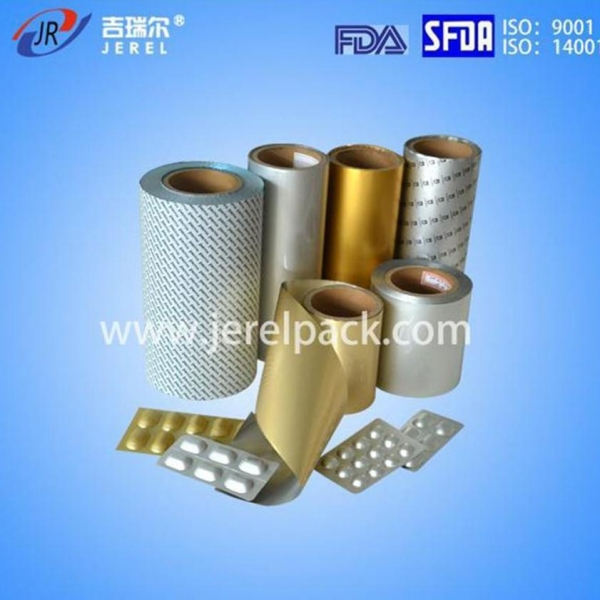Quality Cold forming alu foil for the pharmaceuticl packing for sale