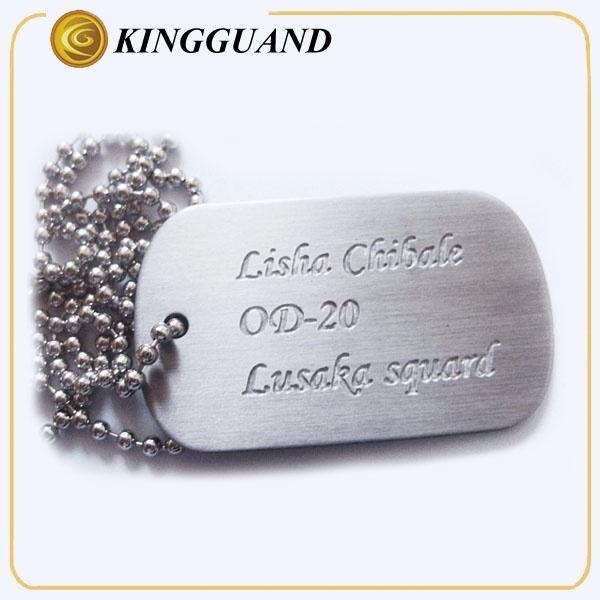 Quality label plate and marking logo metal dog tag engraver for sale