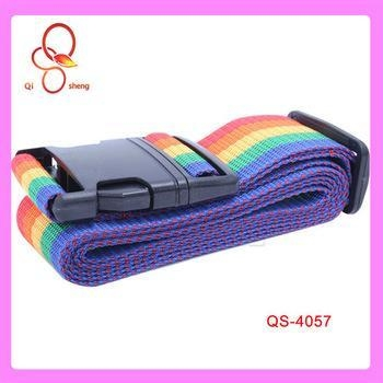 Quality Belt Supplier Wholesale Adjustable Travel Luggage Belt for sale