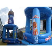 China Advertising Inflatable Booth With Bottles Details wholesale