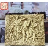 China Christian Gifts Decorations Carving Relief Bible Story Religious Figures Reliefs wholesale