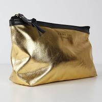 Buy cheap 2015 new arrival special design cosmetic pouch leather with zipper#HZB-281509 from wholesalers