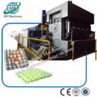 China 8 Platens China Hot Selling Recycling Waste Paper Egg Tray Machine SHZ-3600 wholesale