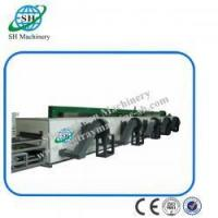 China High Efficiency Easy Installation Single Metal Drying Line Production Machine wholesale