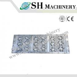 Quality Popular Design Paper Egg Tray Mould W/New Design for Egg Factory for sale