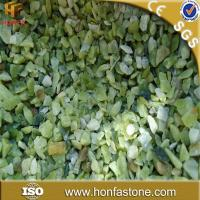 China pebble green pebble wholesale