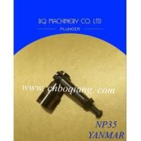 Buy cheap YANMAN Element or Plunger from wholesalers