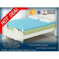 China Memory foam topper roll pack memory foam mattress topper wholesale
