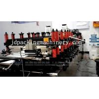 China Double Output Quad Flat Bottom Pouch Bag Making Machine wholesale