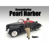 China Remembering Pearl Harbor Figure I For 1:24 Scale Models by American Diorama wholesale