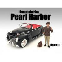 China Remembering Pearl Harbor Figure III For 1:18 Scale Models by American Diorama wholesale