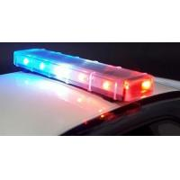 China Police Lightbar with Working LED Lights for 1/18 Scale by ACME wholesale