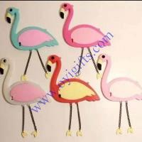 China Cartoon birds silicone phone cases wholesale