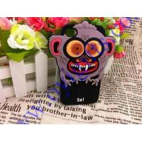 China 3D Monster Animal Sharp Tooth Monkey Phone covers wholesale