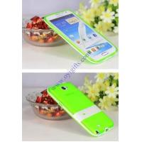 China TPU with PC phone case with holder wholesale