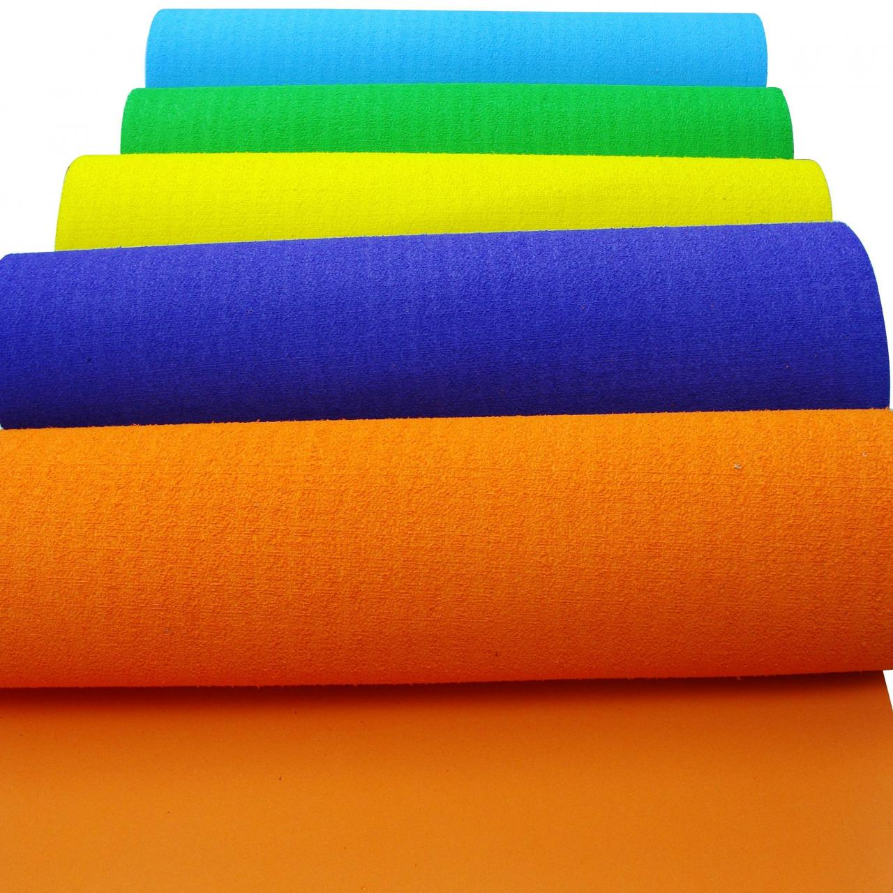 Colorful EVA Thin Foam Sheet EVA Foam Roller