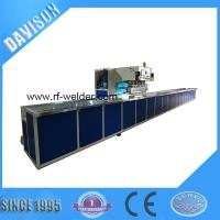 China 8KW Auto Steps HF Membrane Structure Welding Machine For PVC Tarpaulin wholesale