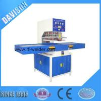 China 2 Stations Shuttle Tray Auto Sliding Table HF PVC Blister Packaging Machine wholesale