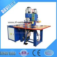 China 5KW Double Heads High Frequency PVC Blister Packaging Machine With Pedal wholesale