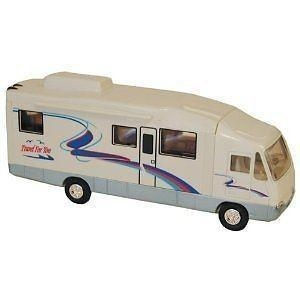 Quality Rv Toy Action Motorhome for sale