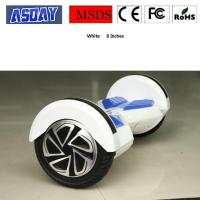 China China Factory 8 inch X shape Lithium Battery Smart Balancing Two Wheel Scooter on sale