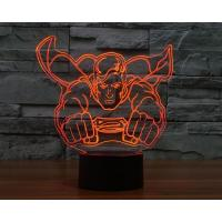 China Superman Shaped 3D Led Night Light wholesale