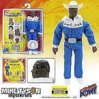 "China Mike Tyson Mysteries 8"" Cowboy Mike with Pigeon Entertainment Earth Exclusive wholesale"