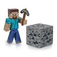 "China MineCraft 3"" Steve AF wholesale"