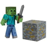 "China MineCraft 3"" Zombie AF wholesale"