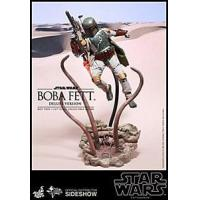 China Hot Toys Star Wars Deluxe Boba Fett wholesale