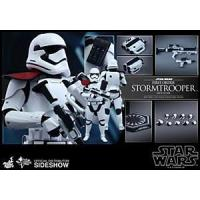 China Hot Toys Star Wars The Force Awakens Stormtrooper Officer Action Figure wholesale