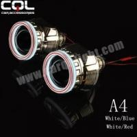 China A4 3D led halo ring angel eye for headlight wholesale