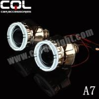 China 3D led halo ring A7 angel eyes for hid headlight wholesale