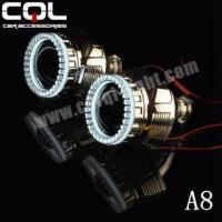 China 3D Led angel eyes A8 COB halo ring for hid headlight wholesale
