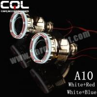 China 3D colorful led angel eyes A10 for hid headlight xenon wholesale
